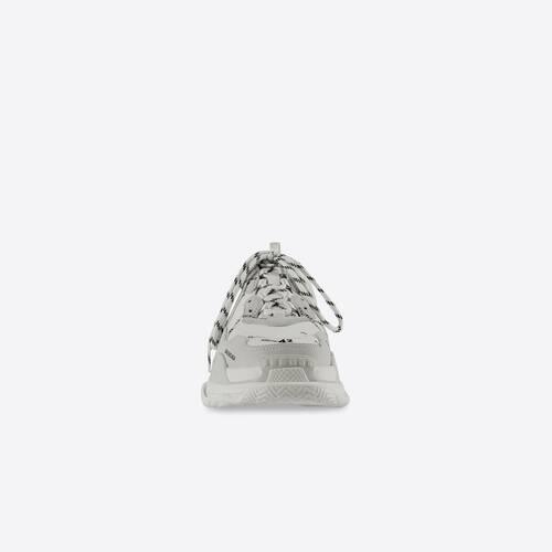 allover logo triple s sneaker