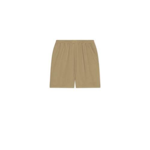 bb corp sweat shorts
