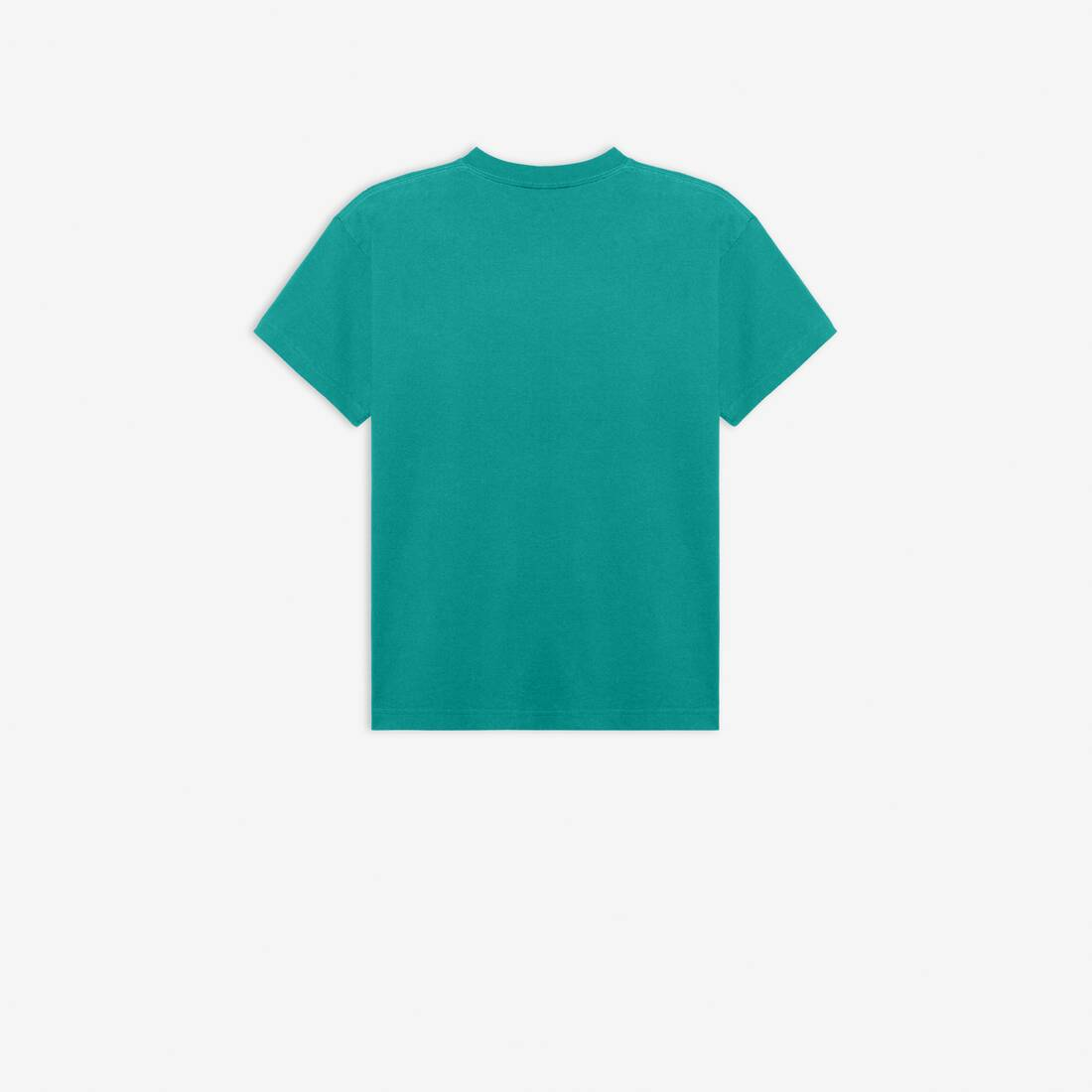 Display zoomed version of real balenciaga medium fit t-shirt  8