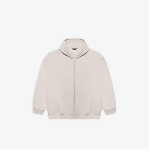hoodie zippé resort