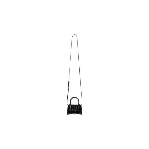 hourglass mini top handle