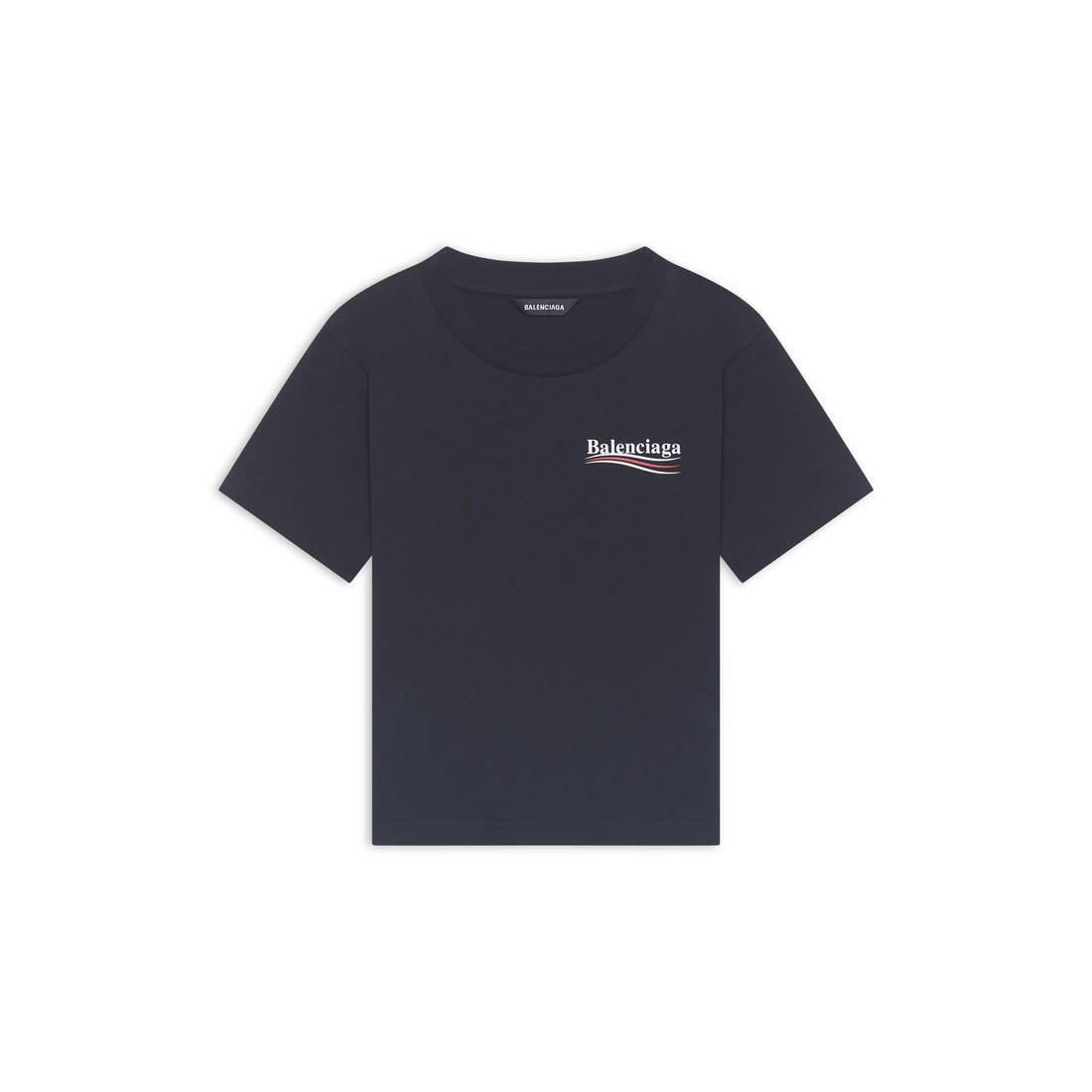 Display zoomed version of camiseta political campaign - niños 1