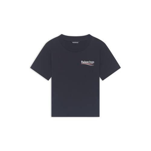 political campaign t-shirt - kids