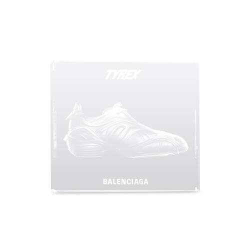 tyrex sneaker laser cube