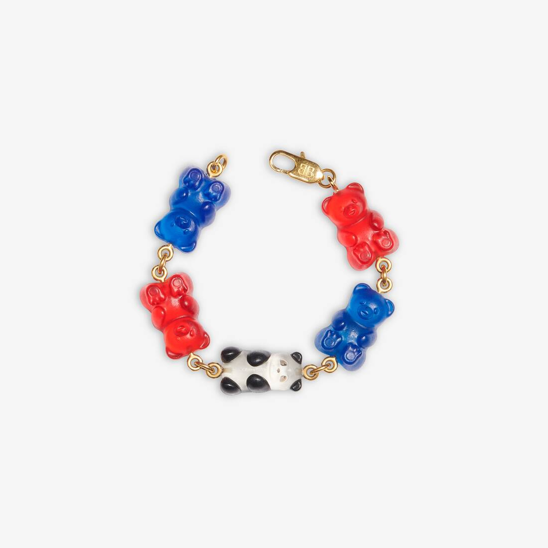 Display zoomed version of gummy bear bracelet 2