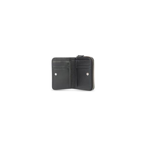 essential bifold compact wallet