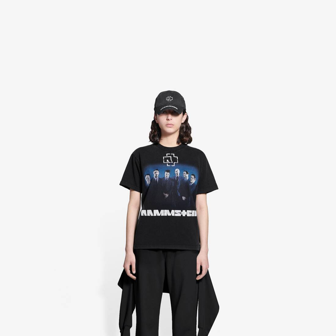 Display zoomed version of rammstein small fit t-shirt 3