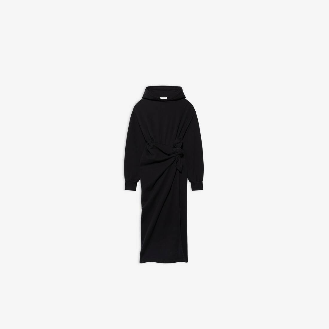 Display zoomed version of easywrap hooded dress 1