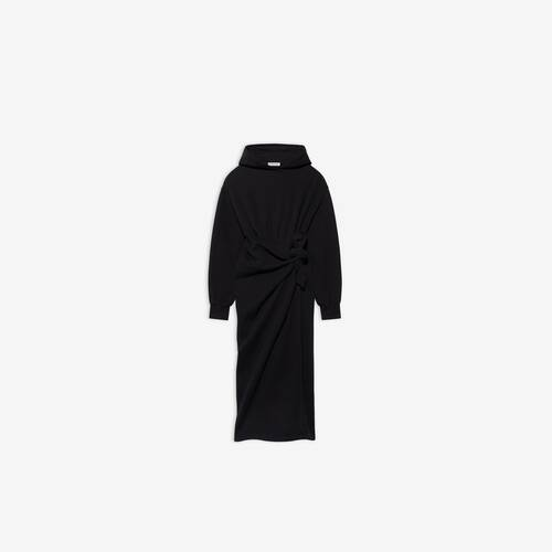 easywrap hooded dress