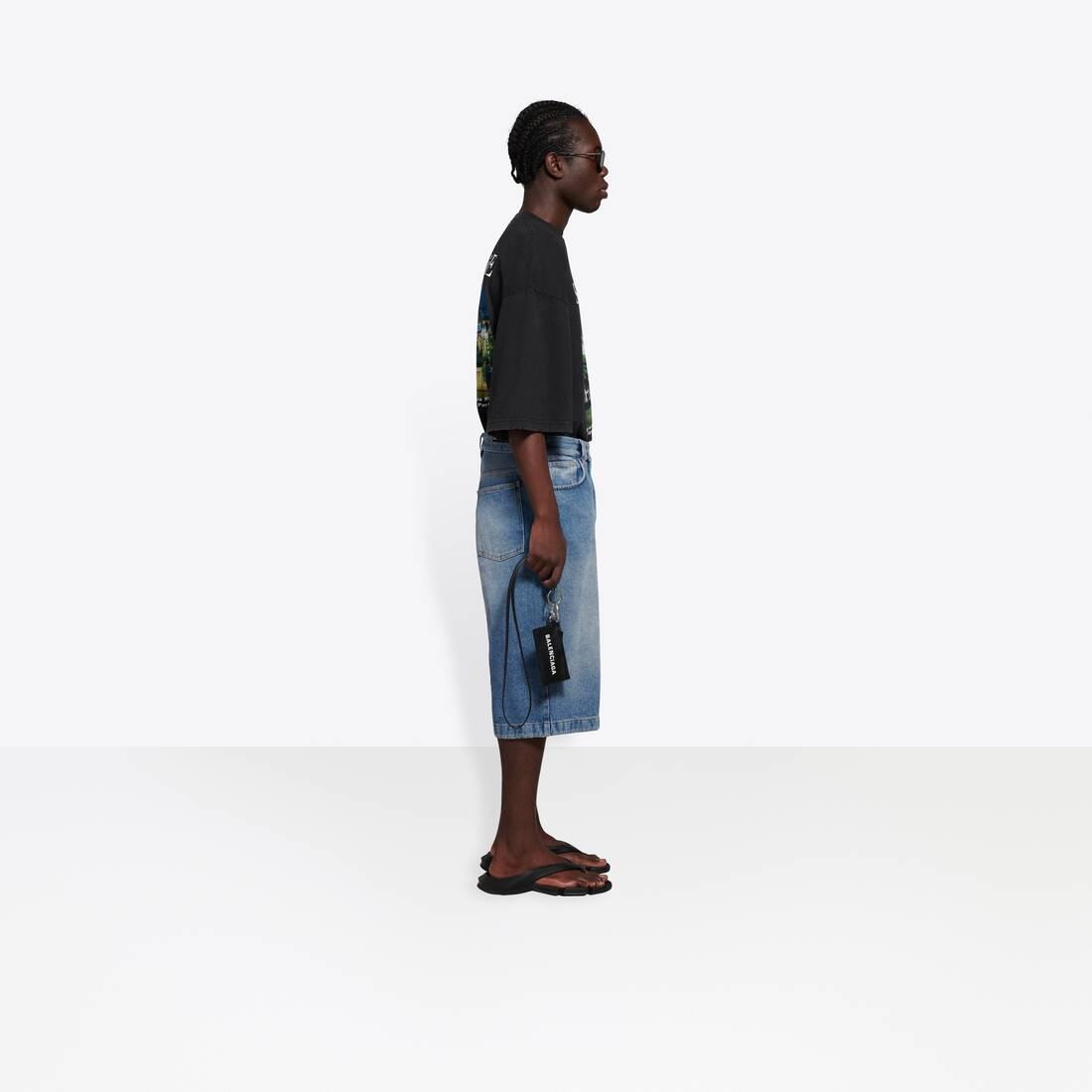 Display zoomed version of pantalón corto skater 4