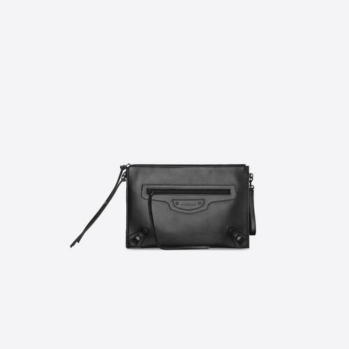 neo classic pouch with strap