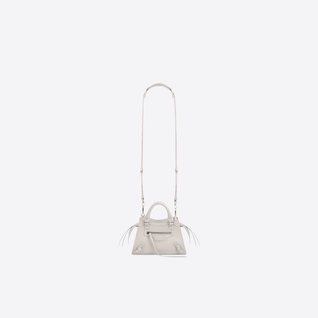 Display zoomed version of neo classic mini top handle bag 4