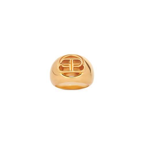bb signet ring