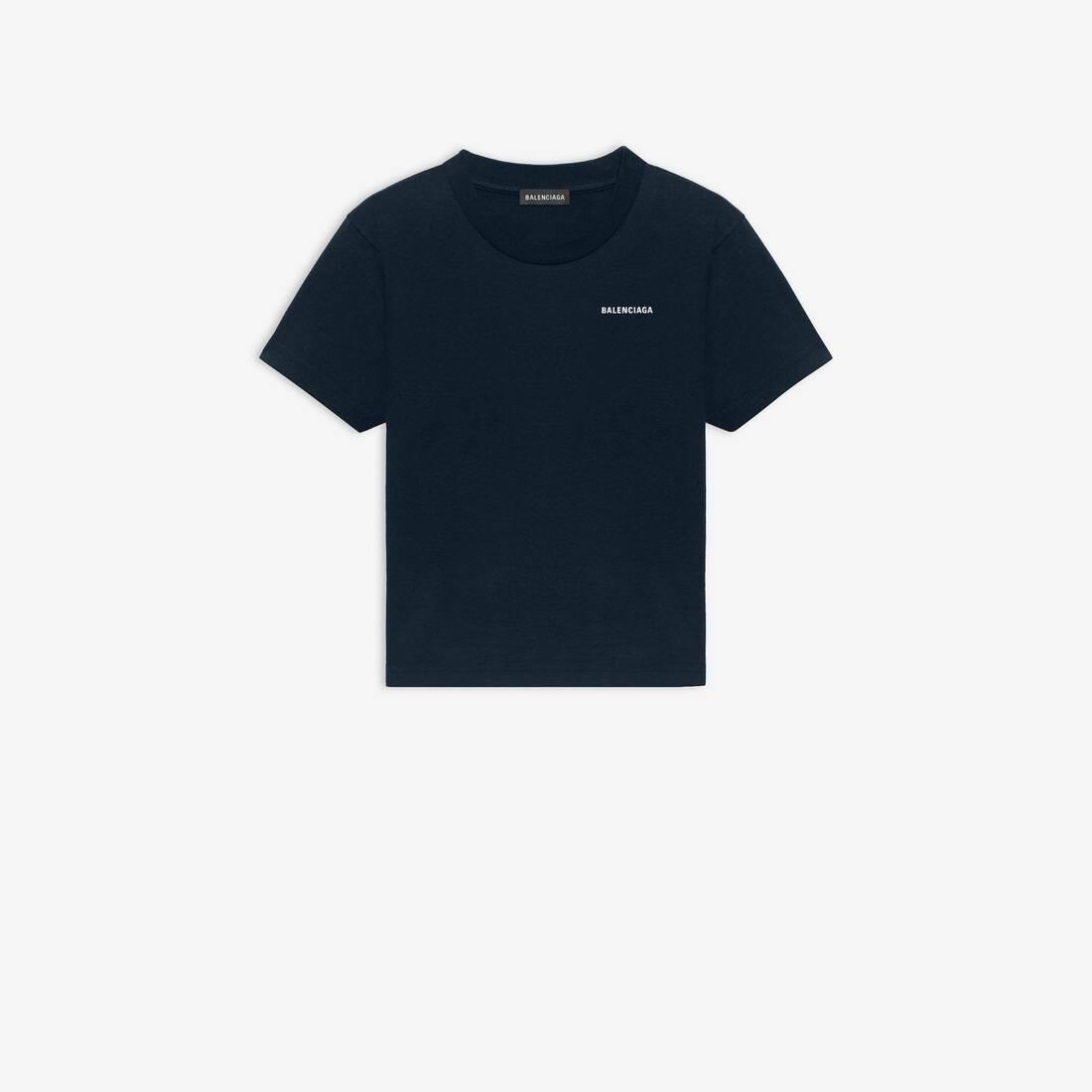 Display zoomed version of kids - camiseta con logotipo de balenciaga 1