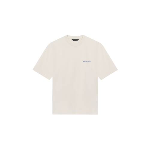 logo medium fit t-shirt