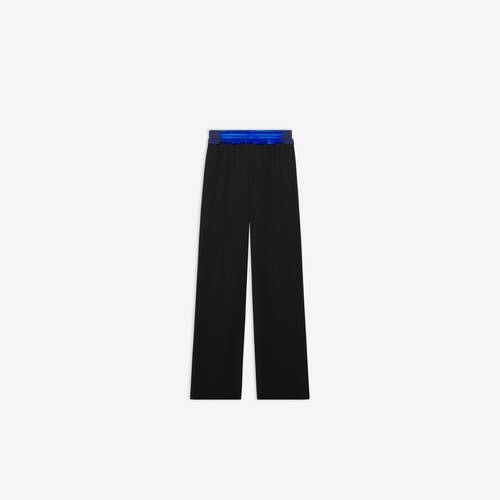 pantalón tailored jogger