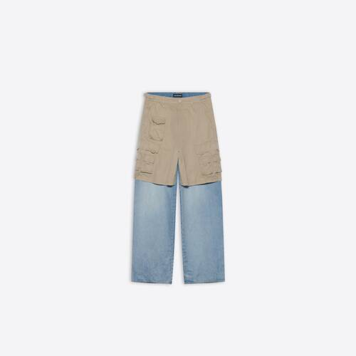 hybrid cargo pants