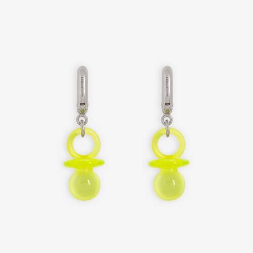 dummy earrings