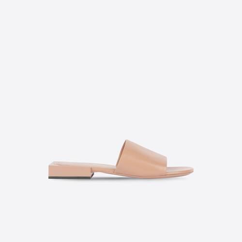 box sandal