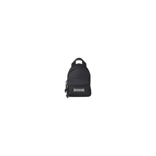 oversized mini backpack