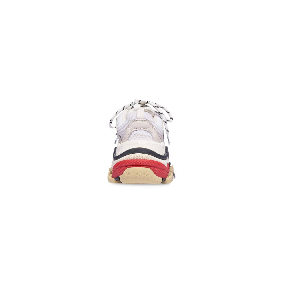 Display zoomed version of triple s trainers 2