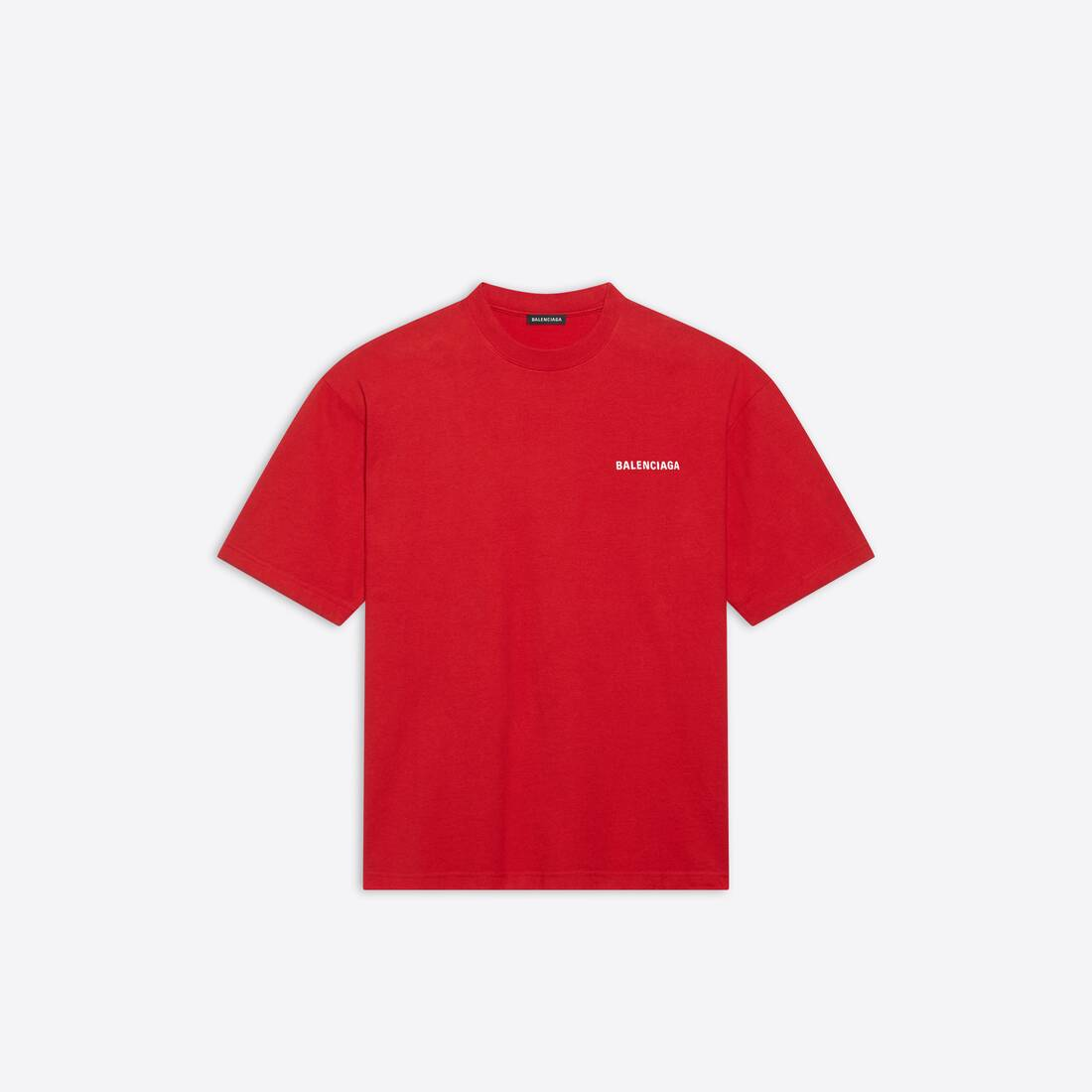Display zoomed version of logo medium fit t-shirt 1