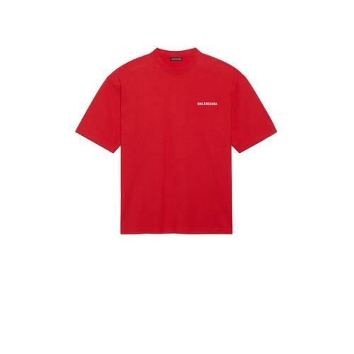 logo medium fit t-shirt
