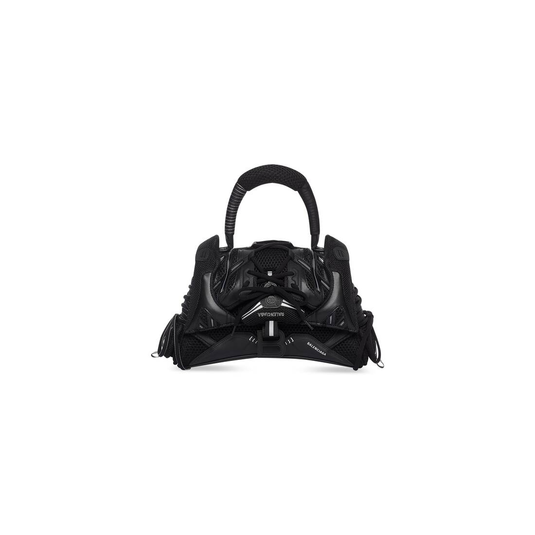 Display zoomed version of sneakerhead small top handle bag 1