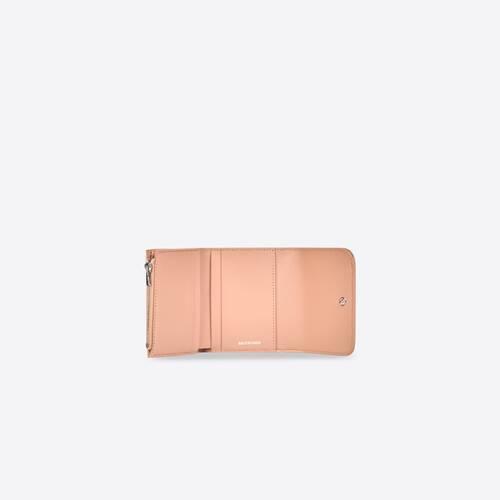 cash zipped mini wallet