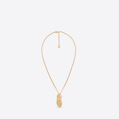 mini triple s necklace