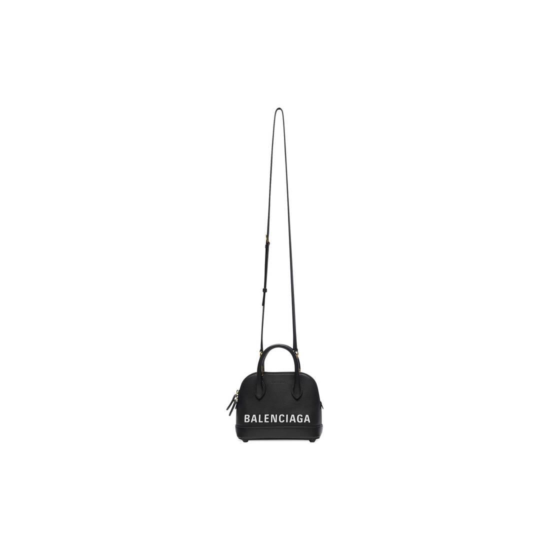 Display zoomed version of ville xxs top handle bag 4
