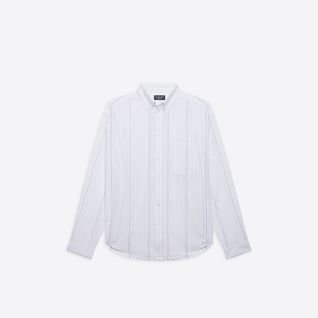 Display zoomed version of large fit shirt  1