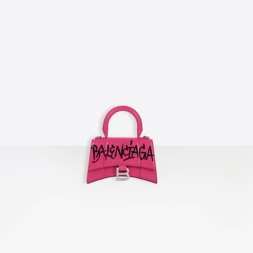 borsetta hourglass xs top handle personalizzata