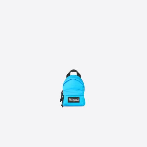 oversized mini-rucksack