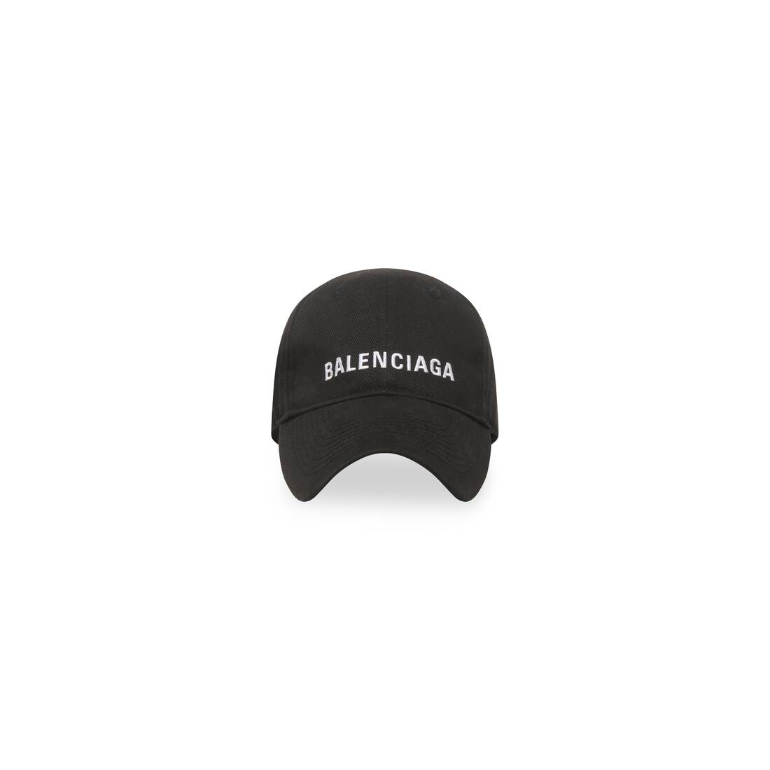 Display zoomed version of balenciaga cap 1