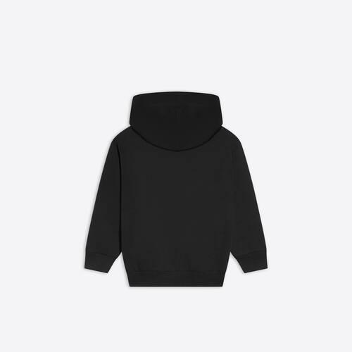 kids- languages fit hoodie