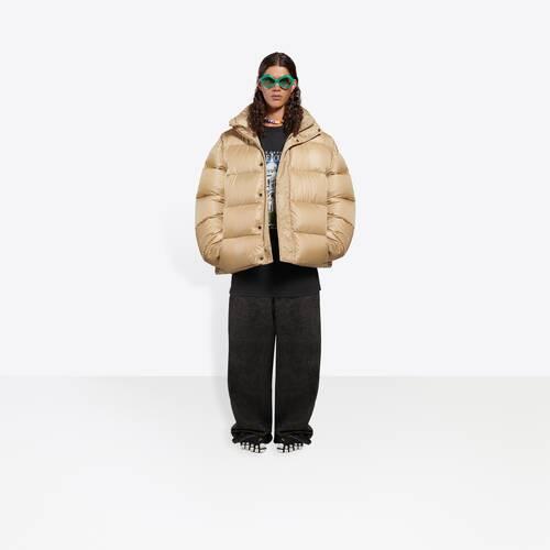 bb puffer jacket
