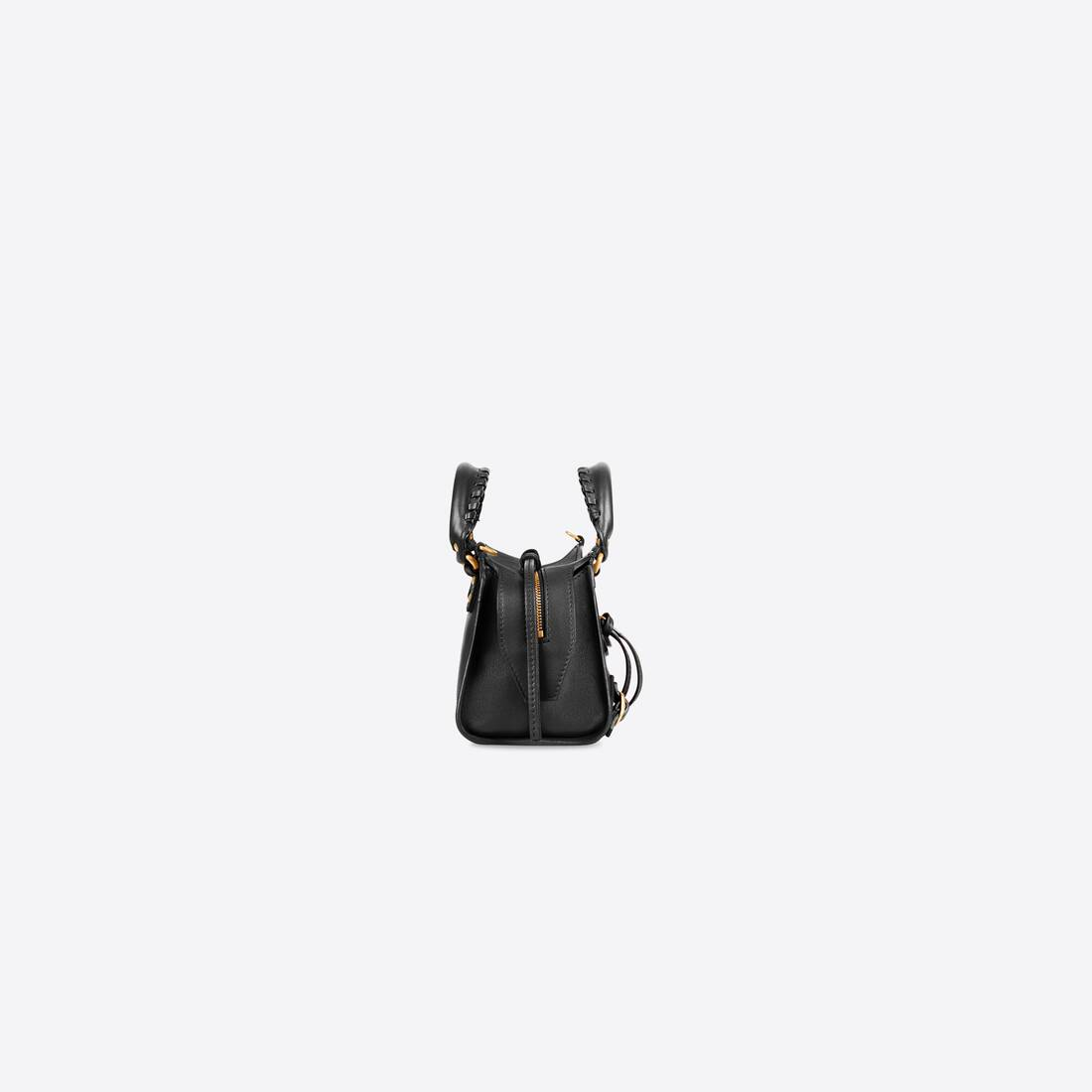 Display zoomed version of neo classic mini top handle bag 3