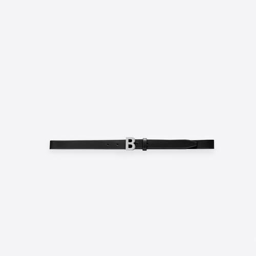 b thin belt