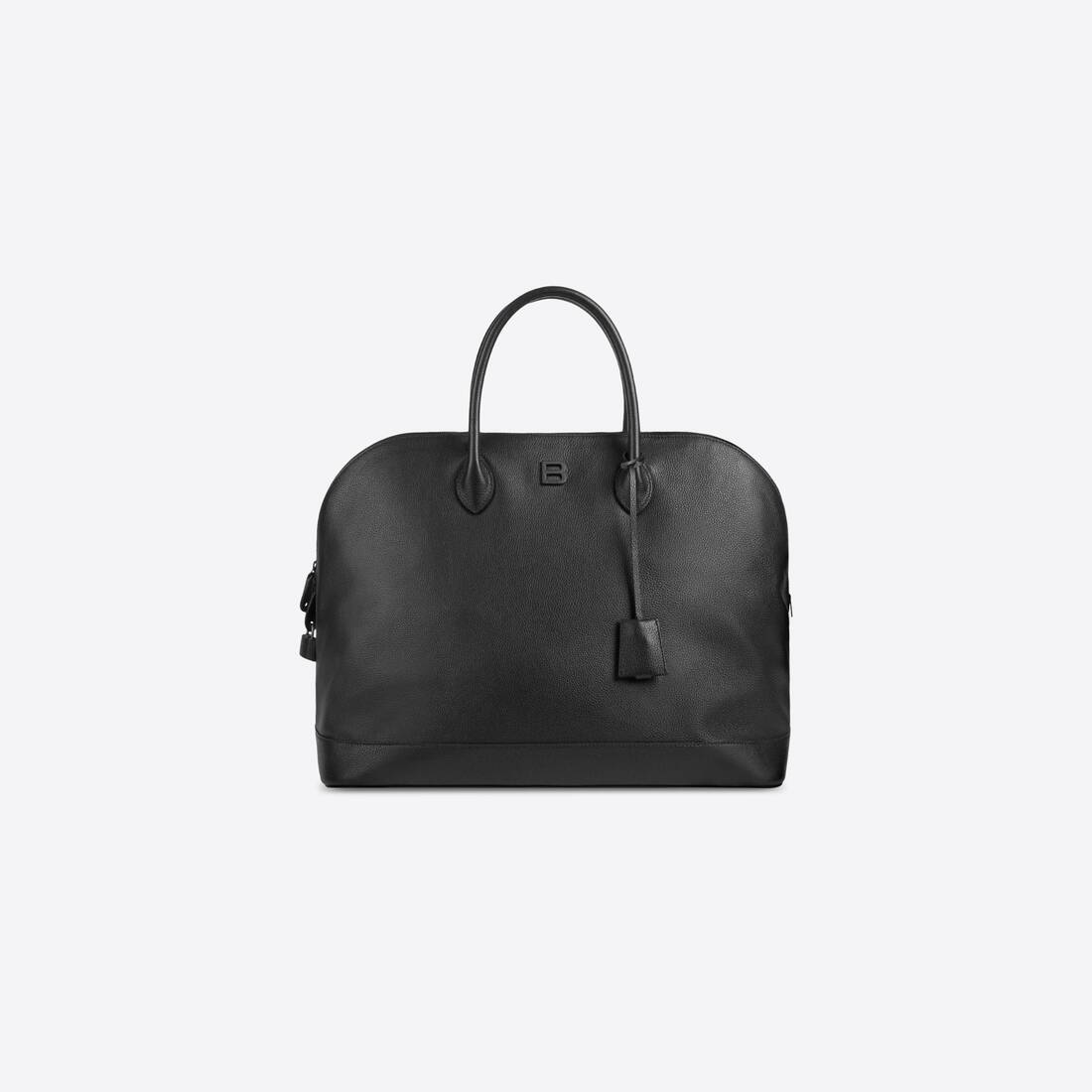 Display zoomed version of ville supple large top handle bag 1