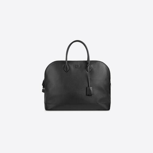 grande borsa ville top handle morbida
