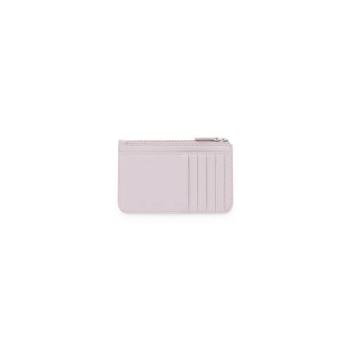 essential long coin and card holder