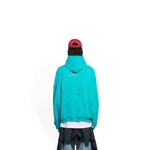 caps destroyed hoodie