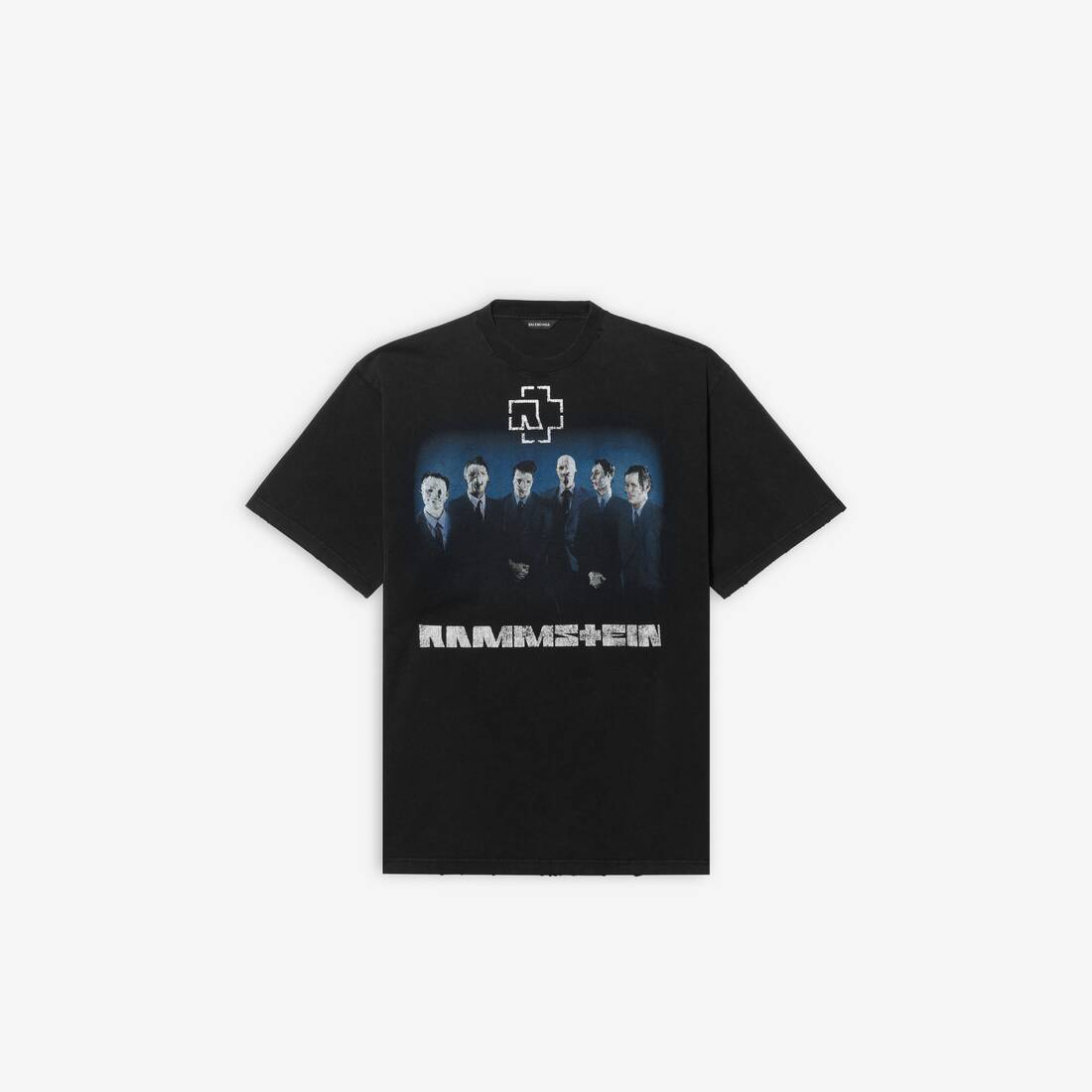 Display zoomed version of rammstein boxy t-shirt 1