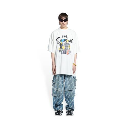 the simpsons tm & © 20th television t-shirt oversized