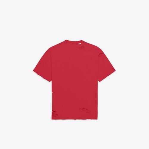 caps destroyed flatground t-shirt