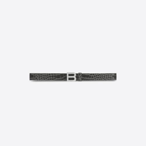hourglass thin belt