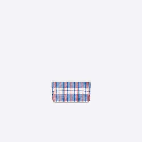 barbes small zip pouch with handle