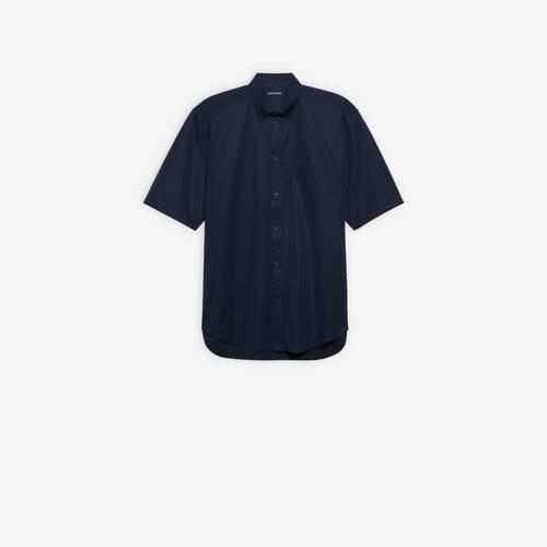 chemise à manches courtes symbolic