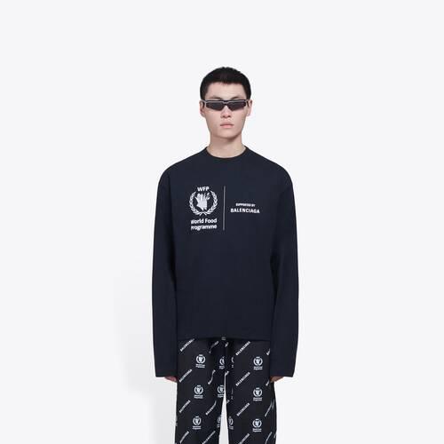 t-shirt à manches longues fit medium wfp